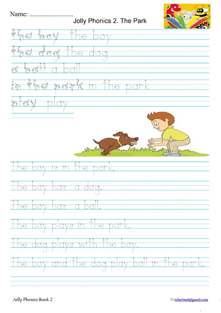 English Esl Jolly Phonics Worksheets Most Downloaded 14 Results