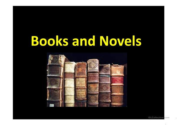 Books and Novels