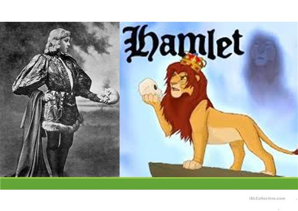 Hamlet  and the Lion King
