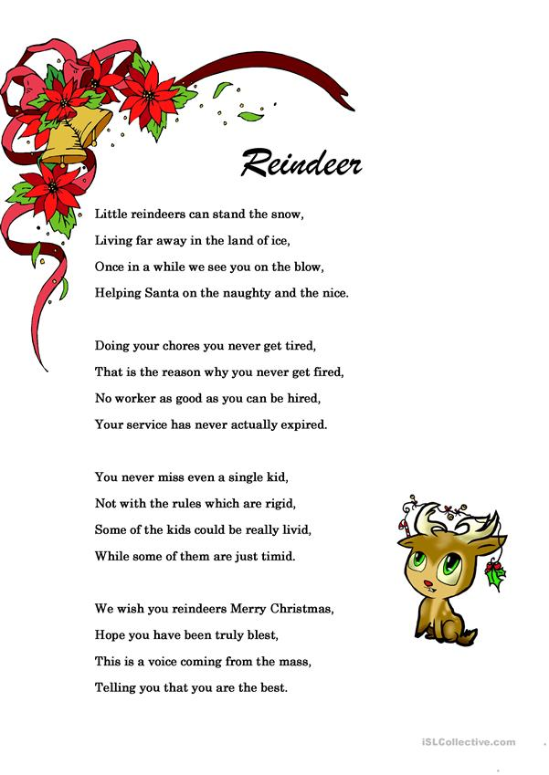 Think Tales 25 ( Reindeer)