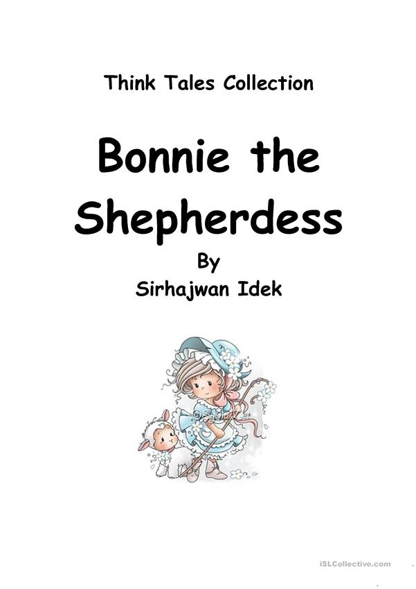 Think Tales 27 ( Bonnie The Shepherdess)