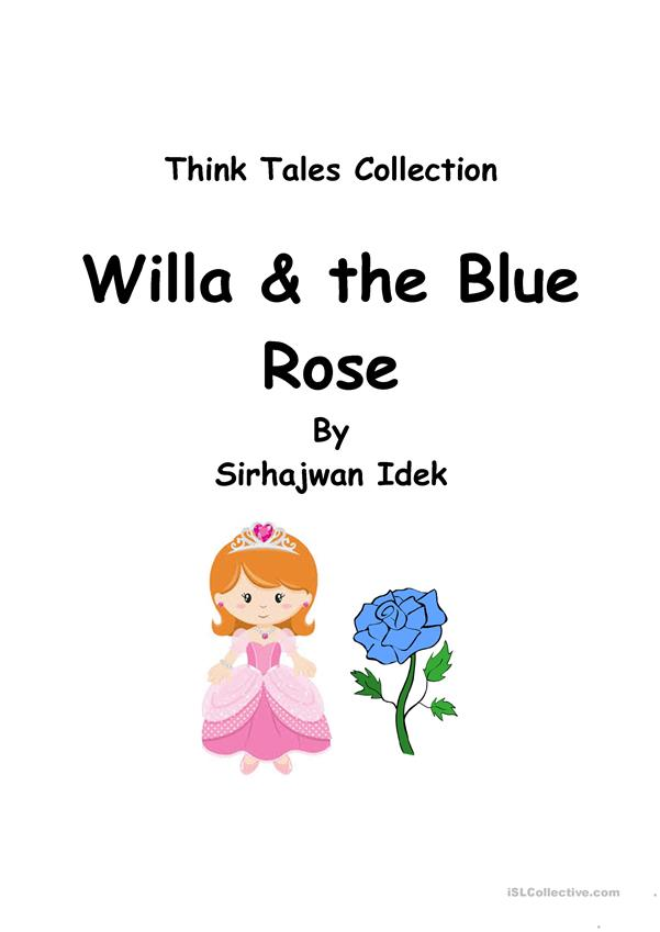 Think Tales 31 ( Willa and the Rose)