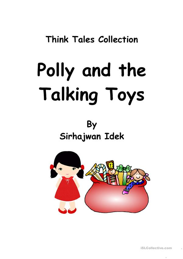 Think Tales 37 (Polly & the Talking Toys)