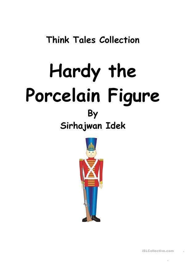 Think Tales 38 ( Hardy the Porcelain Figure)