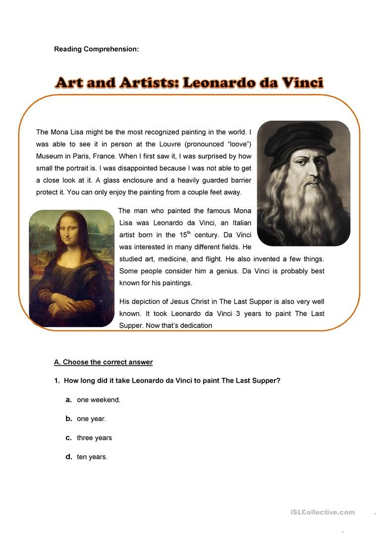 the life and legendary contributions of leonardo da vinci to science and art Leonardo da vinci is well known for his the man who saved science full episode the last supper is a landmark of art history but leonardo was more.