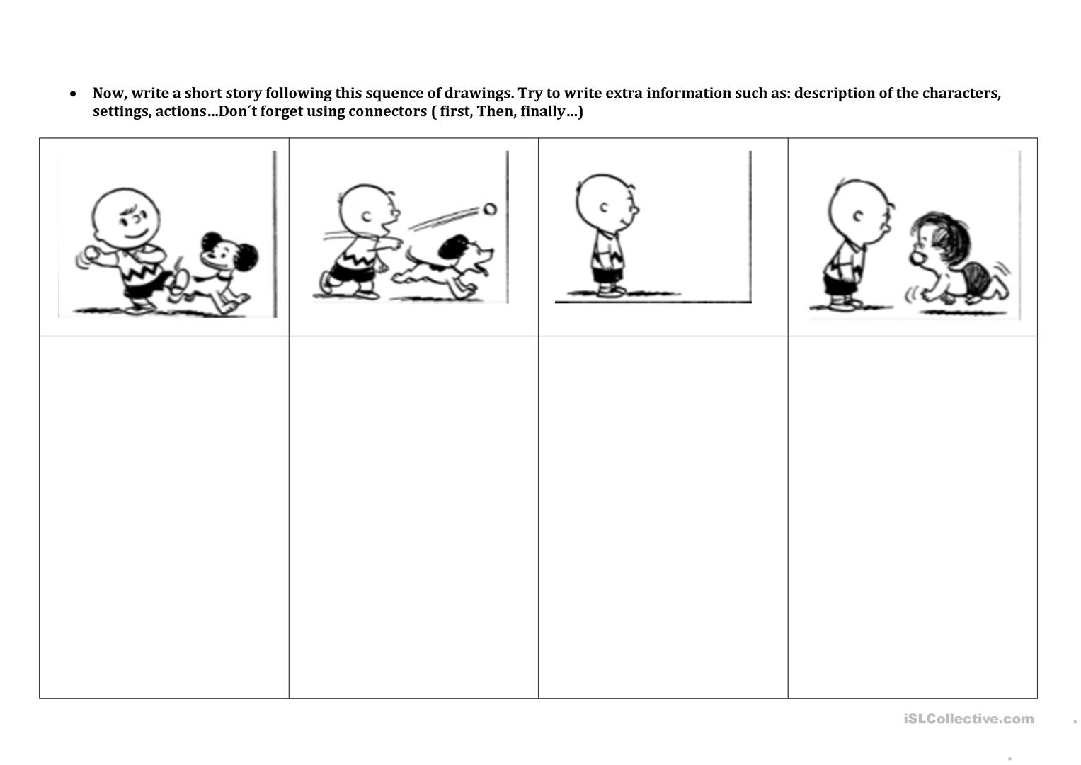 Story Sequences English Esl Worksheets For Distance Learning And Physical Classrooms