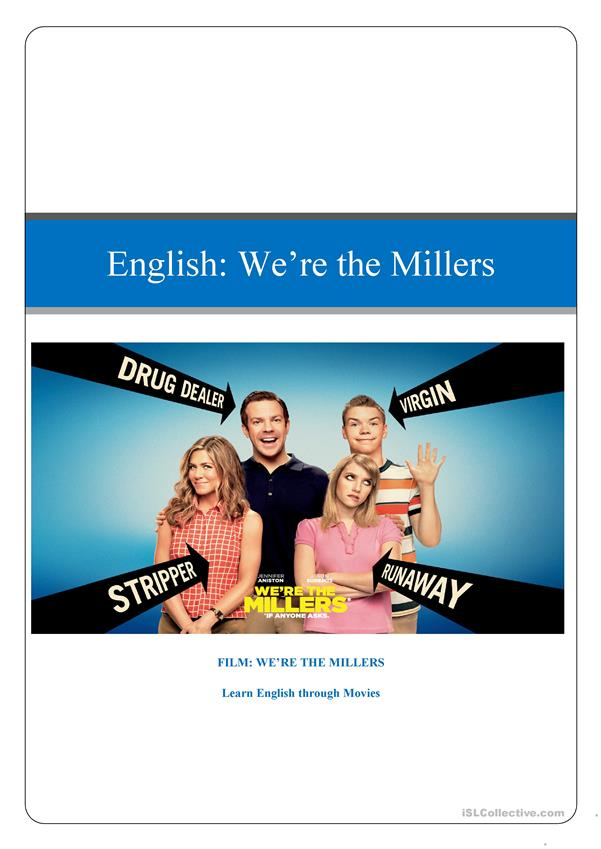 Film - We're the Millers