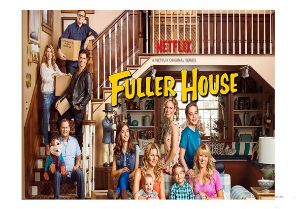 Fuller House - Conversation Ep.1