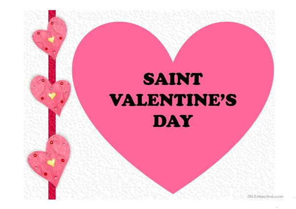 SAINT VALENTINE'S DAY (2017)