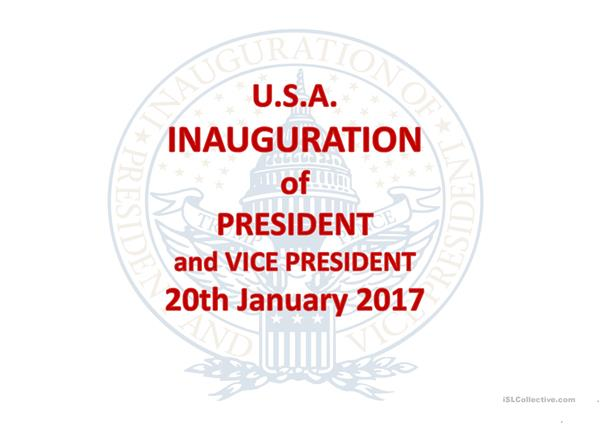 USA-President-inauguration 2017 and Donald Trump-few facts