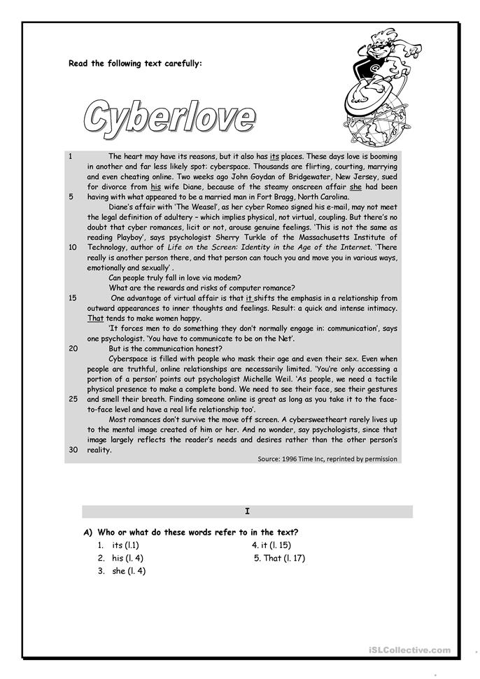 Worksheets For Computer Lab : Hd wallpapers computer technology worksheets middle school