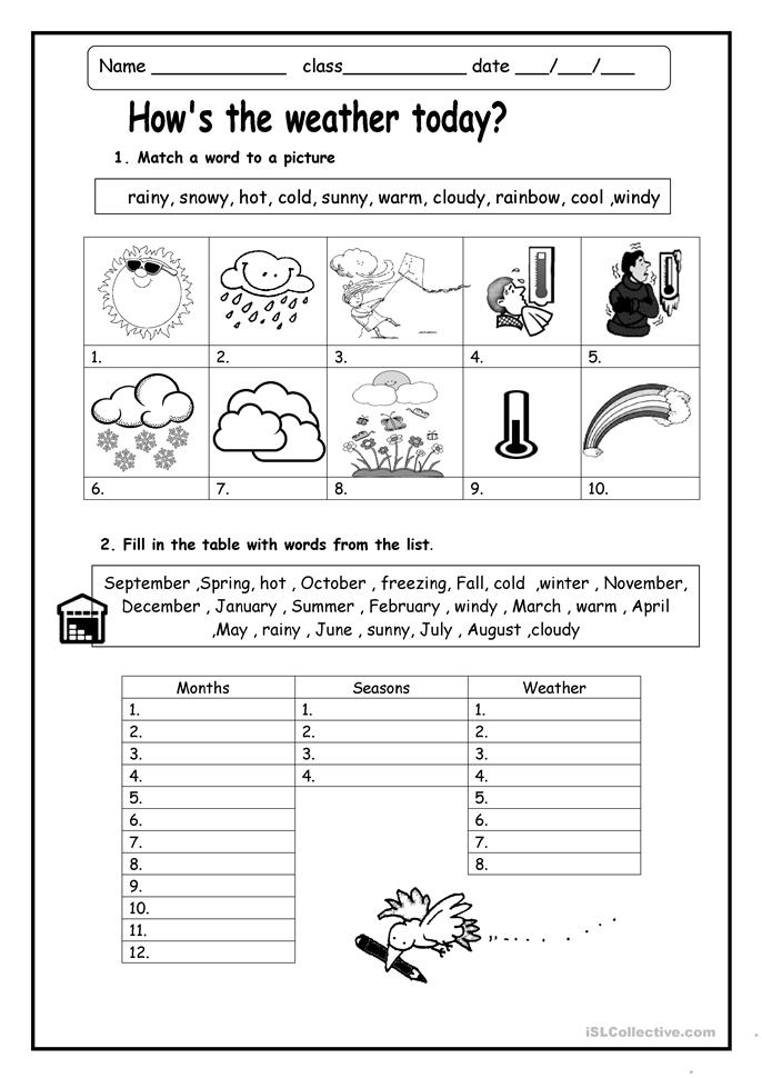 how 39 s the weather worksheet free esl printable worksheets made by teachers. Black Bedroom Furniture Sets. Home Design Ideas