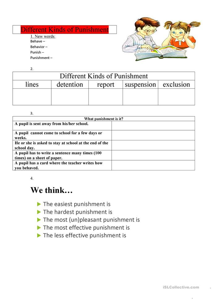 HD wallpapers free printable after school detention worksheets ...
