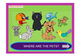 4 free esl prepositions of place ppt game powerpoint