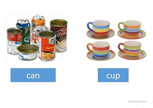 Food + containers