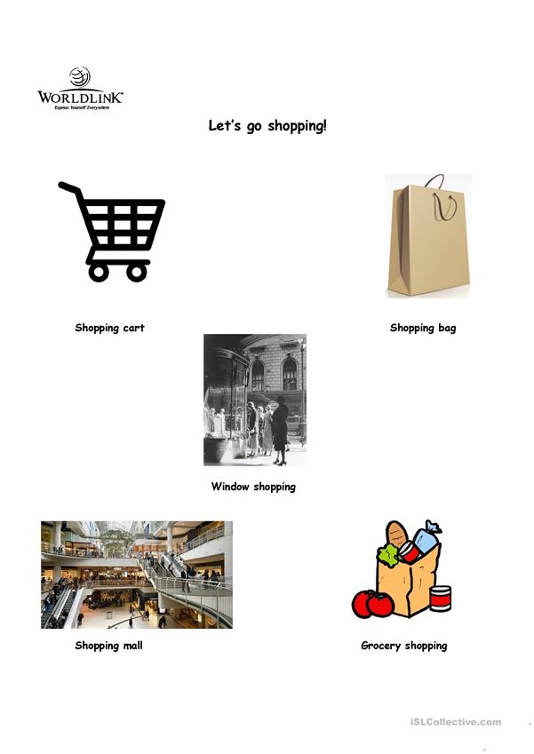 Shopping items