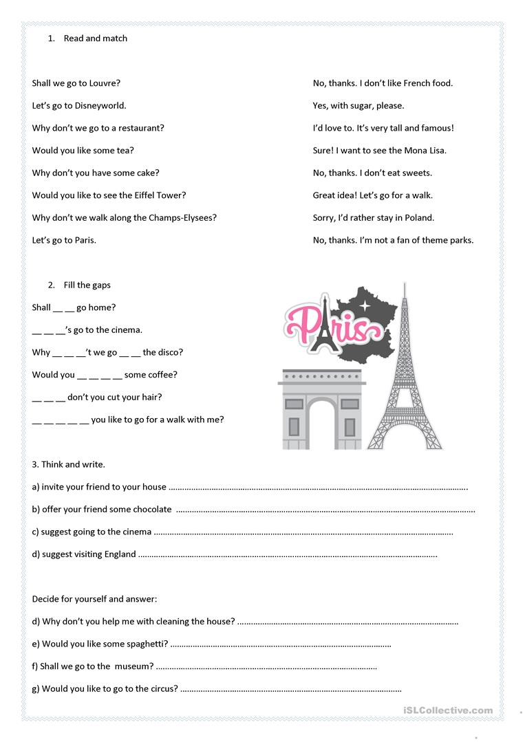 14 free esl invitations worksheets suggestions offers invitations shall we wuld you like lets stopboris Images