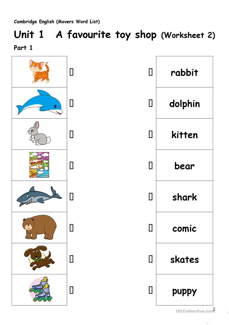 149680 yle movers word list Starters word-list-picture-book  young learners, also known as young learners english (yle), is a series of fun, motivating english language tests for children .