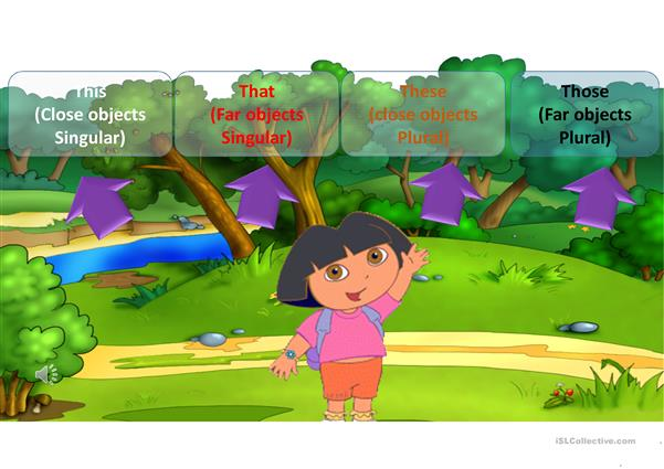 Dora demonstratives
