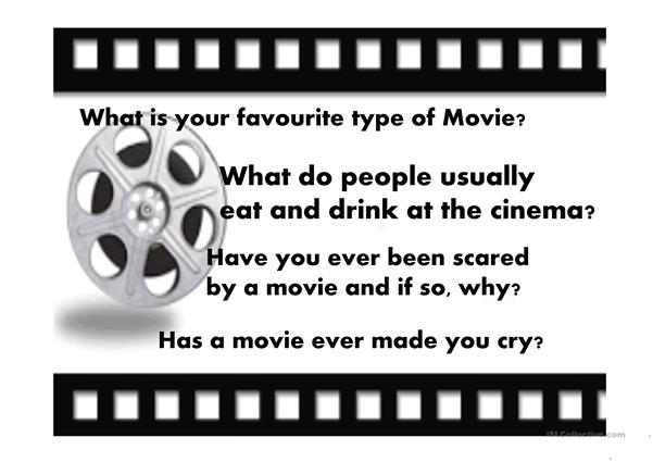 Types of Films/Movies