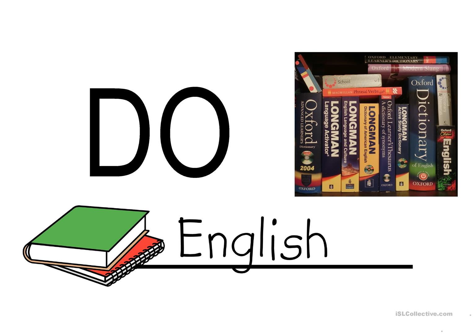 Verb Do Worksheet Free Esl Projectable Worksheets Made By Teachers