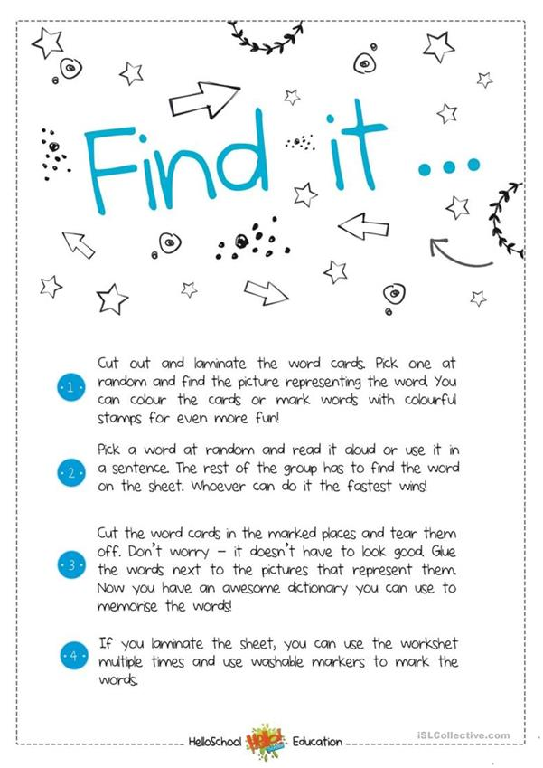 Find it  - Food