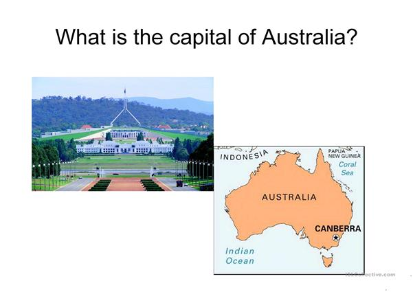 How much do you know about Australia?
