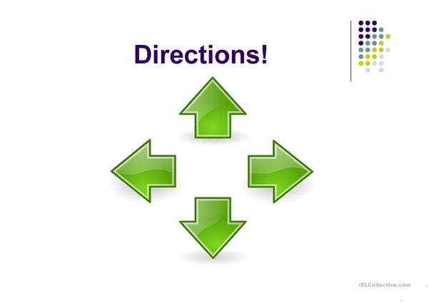 Directions!