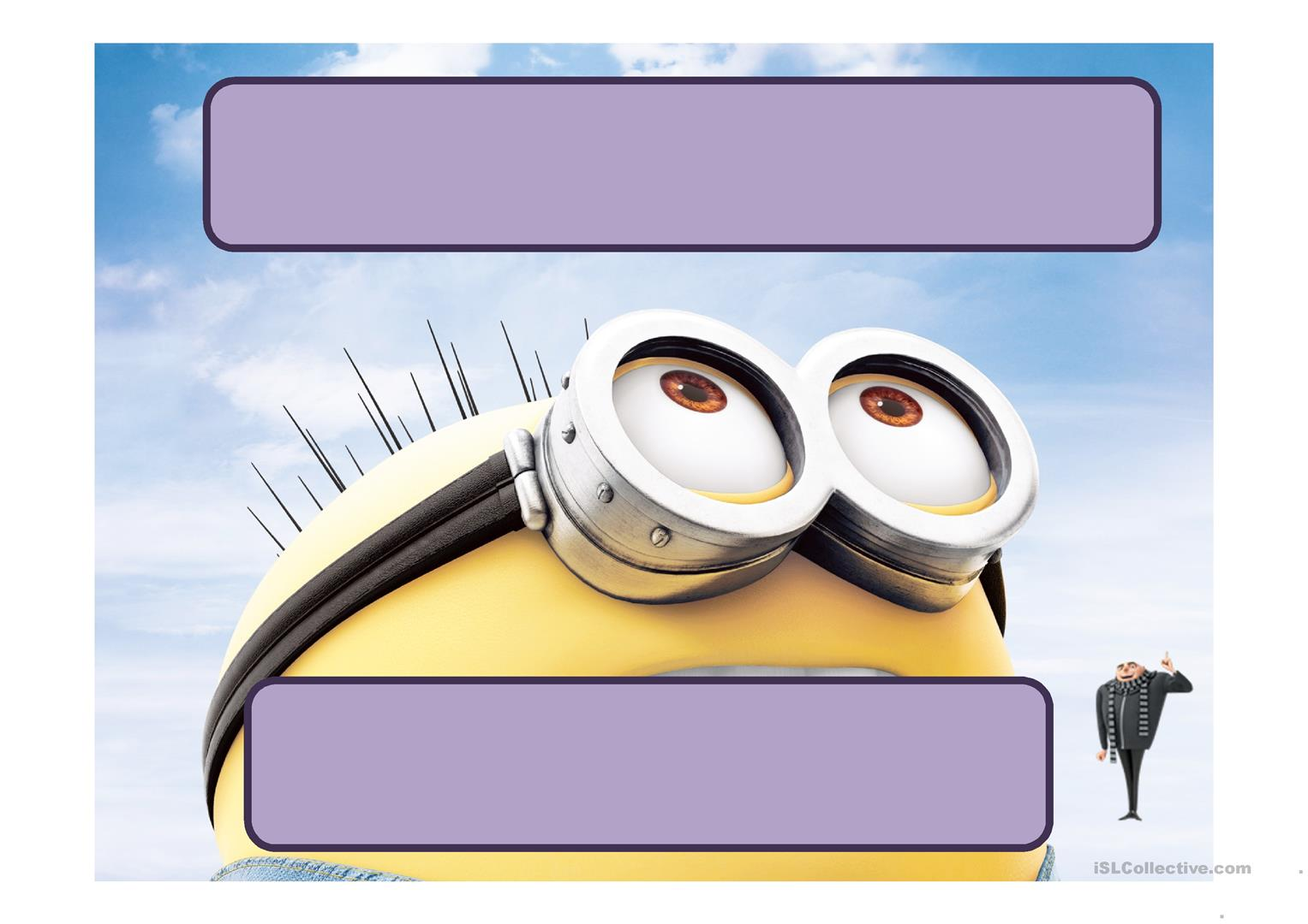 Despicable me powerpoint game worksheet free esl projectable full screen despicable me powerpoint game full screen despicable me powerpoint game toneelgroepblik Image collections