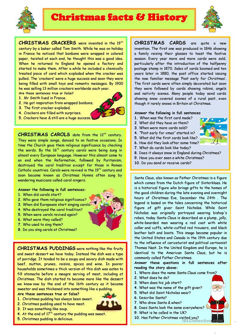 christmas facts history full screen