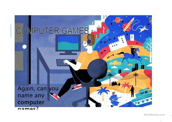 Games powerpoint