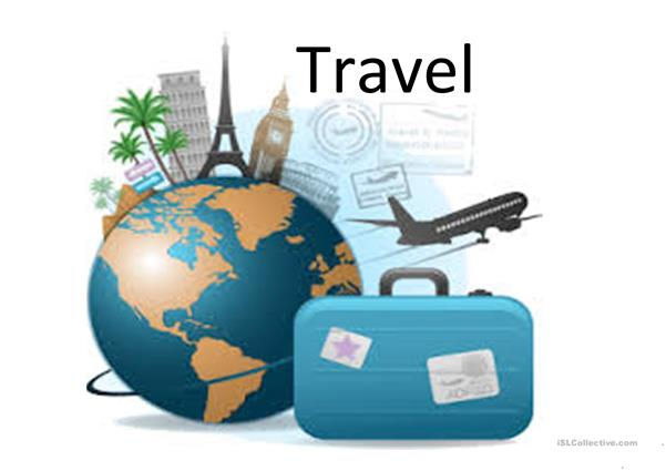 Travel and Airport Conversation PPT