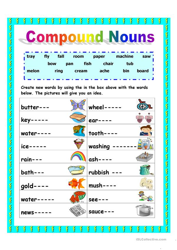 Compound Nouns