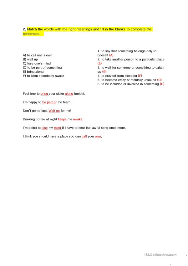 image relating to A Million Dreams Lyrics Printable called A Million Wishes - English ESL Worksheets