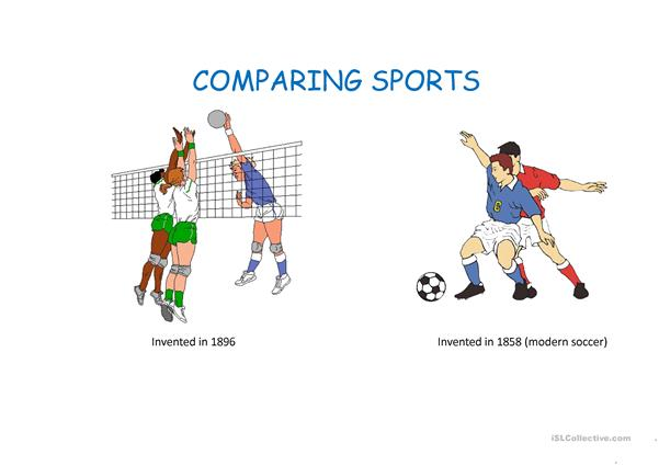 Comparing Sports
