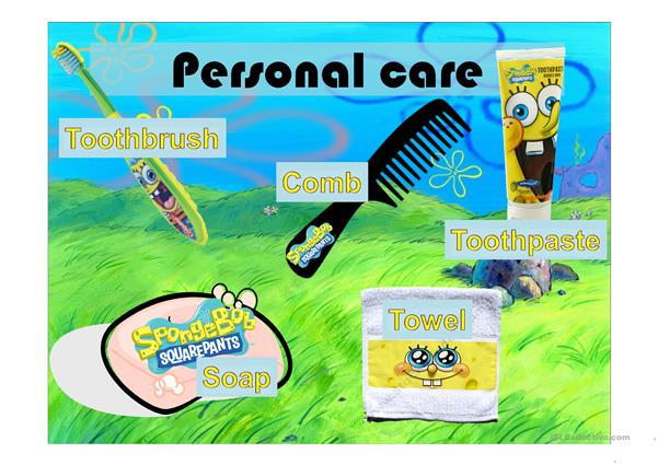 Personal care and daily routine