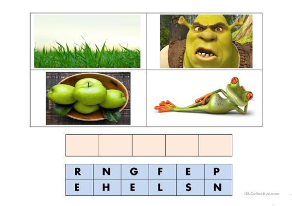 4 Pictures, 1 word game