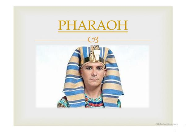 ANCIENT EGYPT PPT