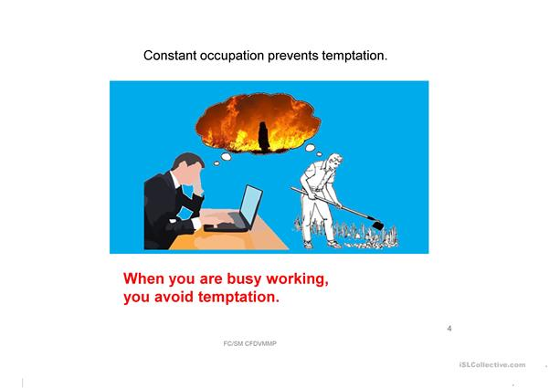 Learn Idioms with images and meanings 11