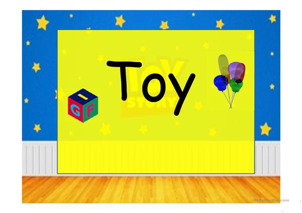 Toy Powerpoint