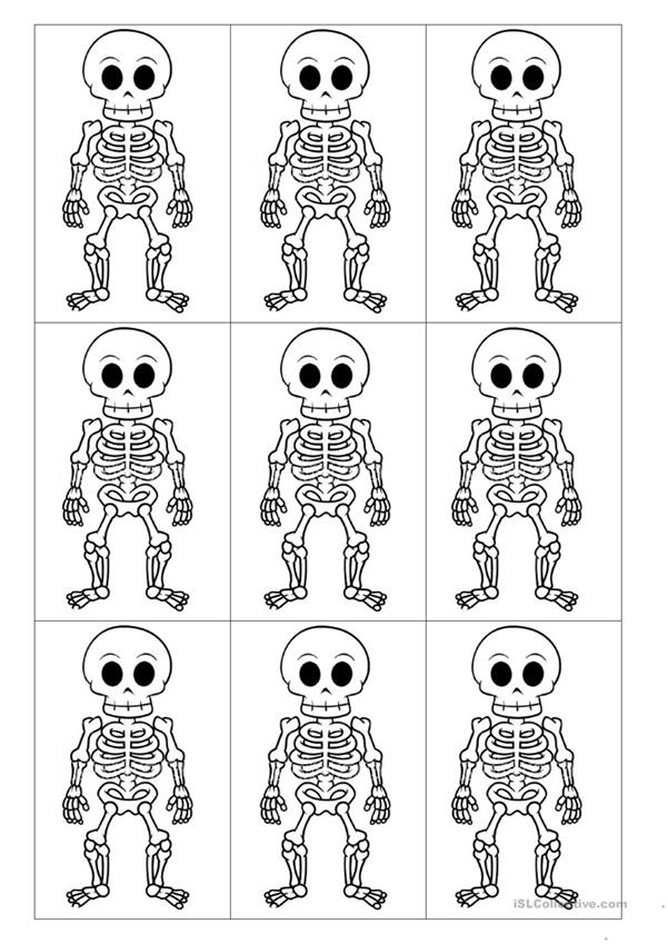The Laughing Skeleton