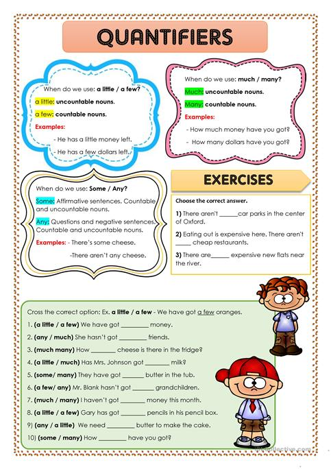Countable And Uncountable Nouns Games Worksheets T