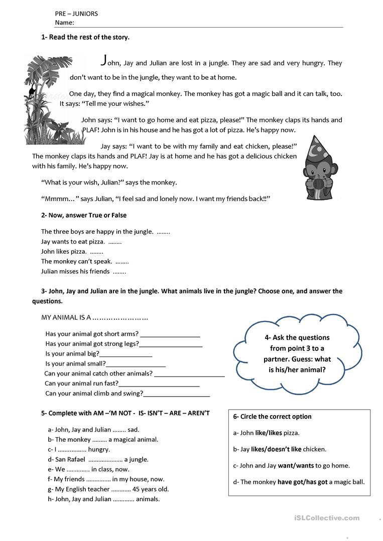 - Reading Comprehension - Diagnosis For Elementary Students