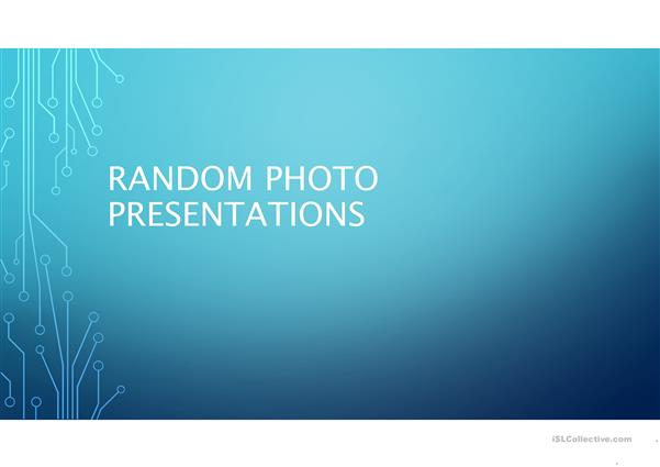 Mystery PowerPoint Presentations