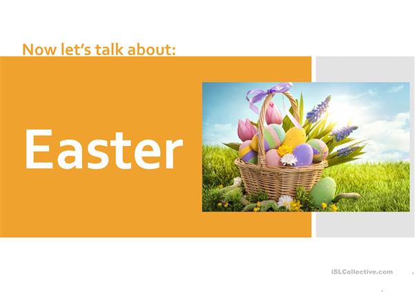 Easter PPT
