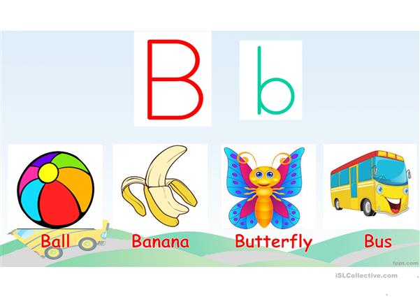 AtoZ Alphabet Revision ppt