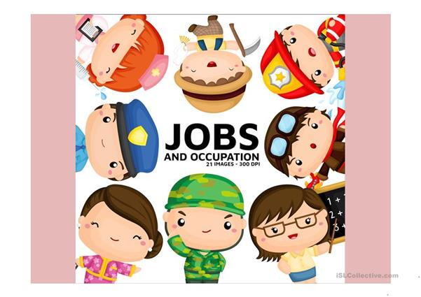 JOBS/OCCUPATIONS