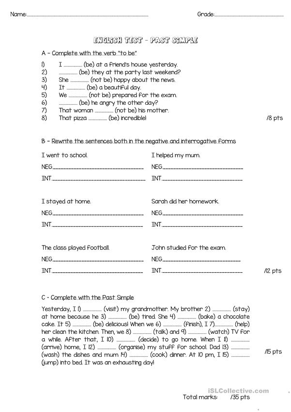 English ESL Worksheets, Activities For Distance Learning And Physical  Classrooms (x89637)