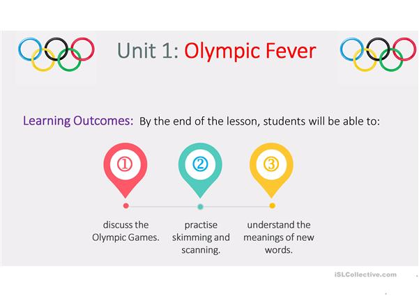 Olympic Games (Fever)