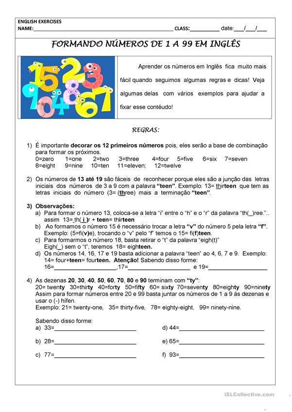 English ESL Worksheets, Activities For Distance Learning And Physical  Classrooms (x92376)